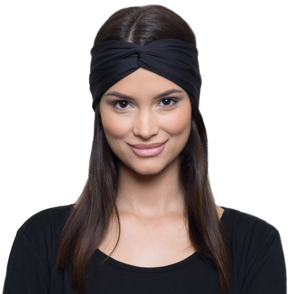 French Fitness Revolution Yoga Headbands - Turban Style