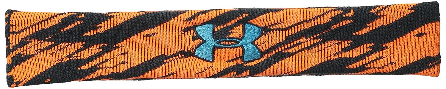 Get Your Inner Animal on with the UA Jacquard Headband