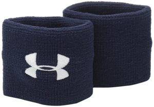 Under Armour Performance Wristbands - 3 Inch