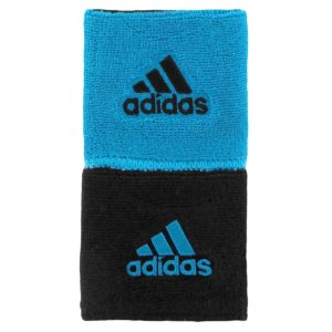Adidas reversible wristband pair