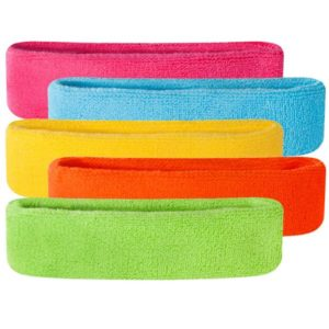 Suddora neon headbands