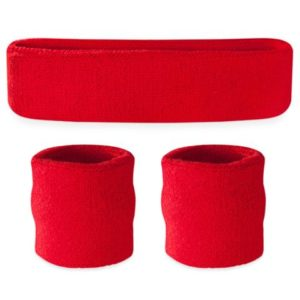 Headbands and Wristbands