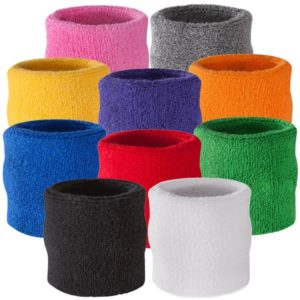 Suddora wrist sweatbands