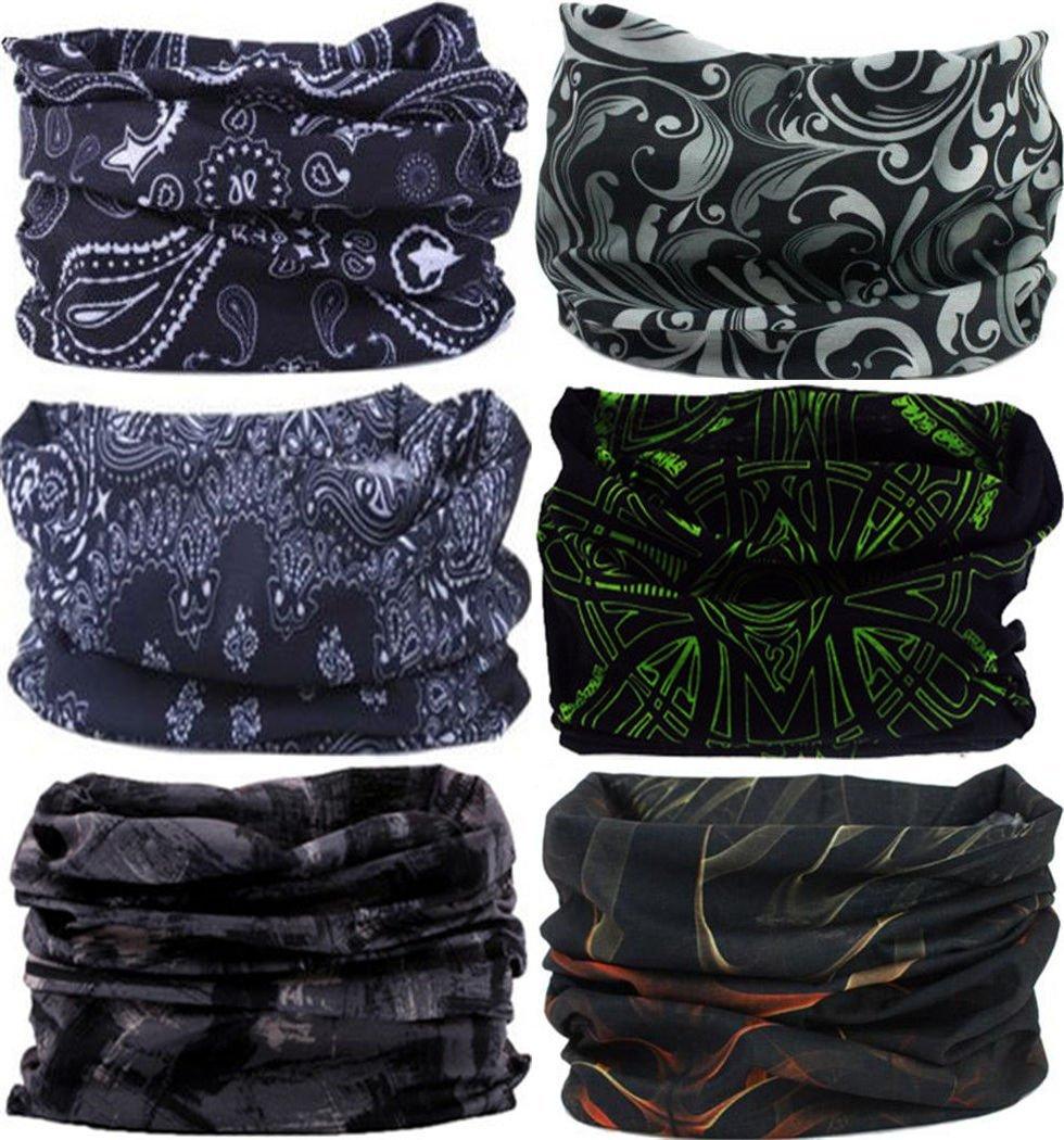VANCROWN Headwear Wide Headbands Scarf Head Wrap Review