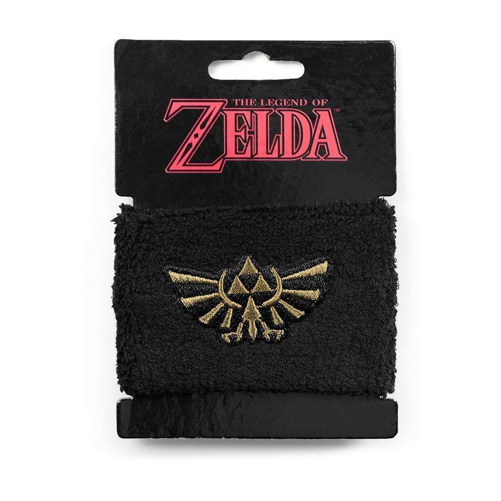 Legend of Zelda Triforce Wrist Sweatband Review