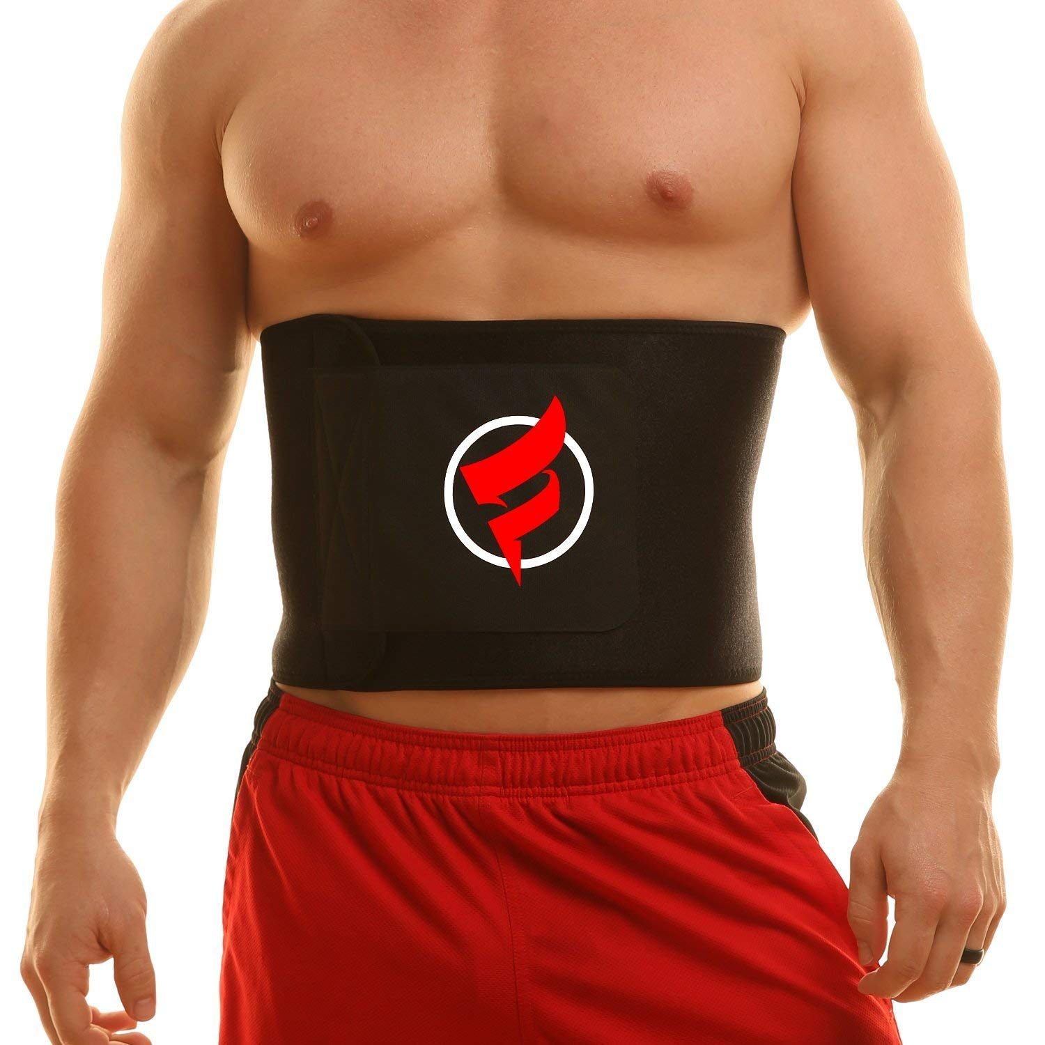 Fitru Waist Trimmer Weight Loss Ab Belt Review