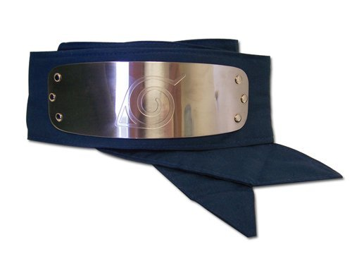 Naruto Headband: A must have for Naruto Fans
