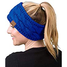 Warm Headbands that works well with Heavy Sweaters