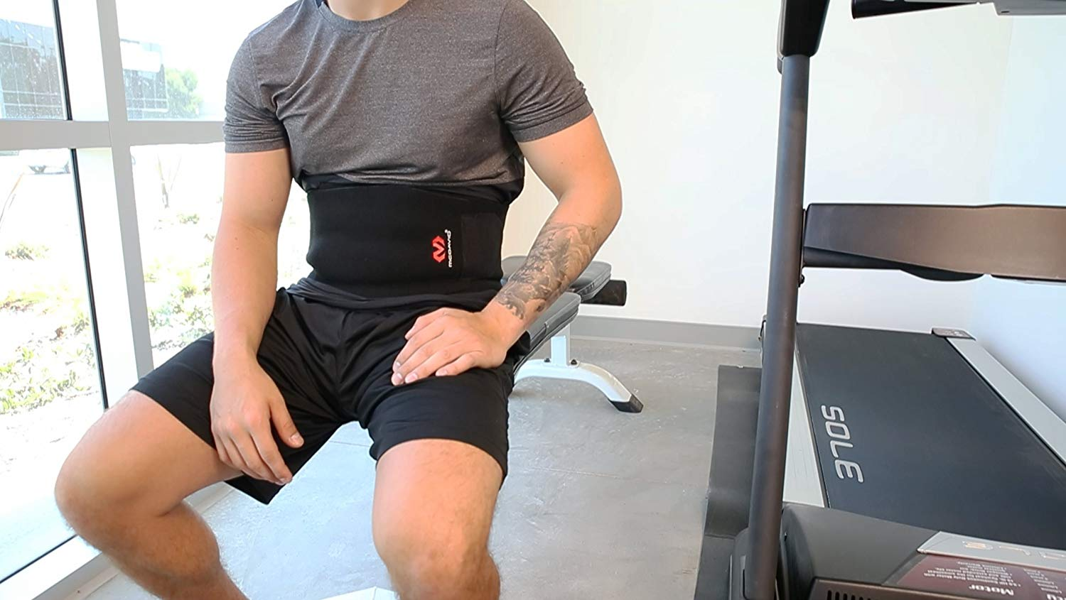 McDavid Waist Trimmer Belt: Weight Loss Doesn't have to be tough